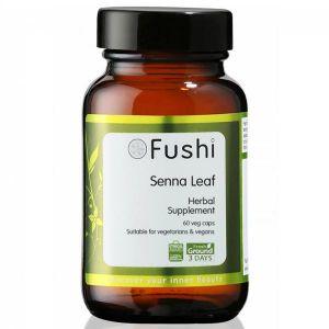 Fushi Organic Wholefood Senna Leaf 60 Capsules