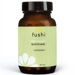 Fushi Organic Wholefood Shatavari 60 Capsules