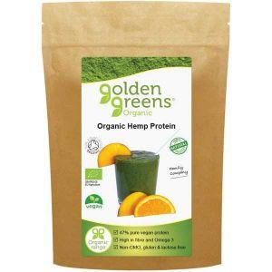 Golden Greens Organic Hemp Protein 250g