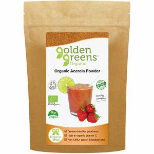 Golden Greens Organic Acerola Powder 50g