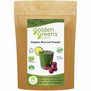 Golden Greens Organic Broccoli Powder 200g
