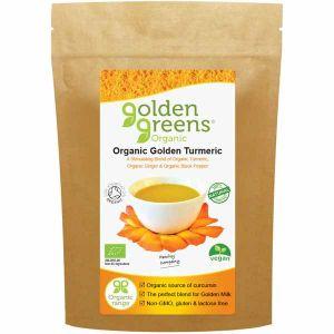 Golden Greens Organic Golden Turmeric 100g