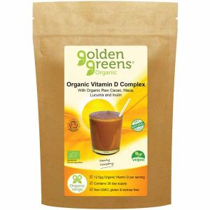 Golden Greens Organic Vitamin D Complex 150g