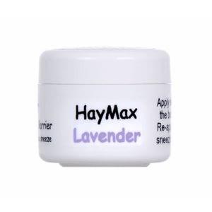 Haymax Organic, Natural, Drug-free Pollen Barrier 5ml. Lavender Fragrance