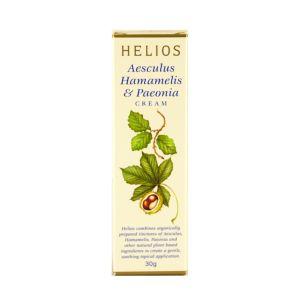 Helios Aesculus, Hamamelis, Paeonia, Cream 30g