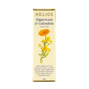 Helios Hypericum And Calendula Cream 30g