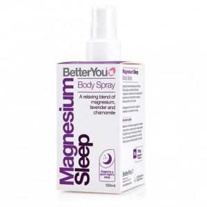 Better You Magnesium Oil Sleep Spray 100ml