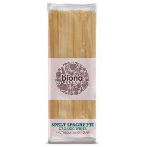 Biona Organic Spelt Spaghetti (white) 500g