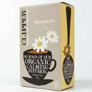 Clipper Organic Chamomile Tea 20 Teabags