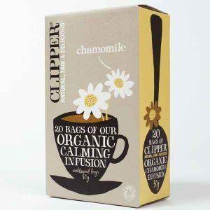 Clipper Organic Chamomile Tea 20 Teabags
