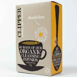 Clipper Organic Dandelion Tea 20 Teabags