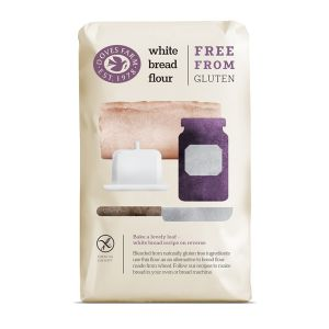 Doves Farm Gluten Free White Bread Flour 1kg