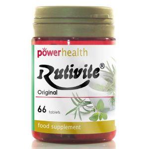 Power Health Rutivite Original 500mg Green Buckwheat Tablets