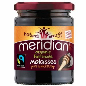 Meridian Organic Fairtrade Pure Blackstrap Molasses