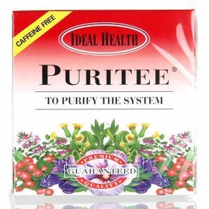 Ideal Health Puritee 10 Tea Bags