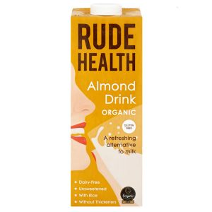 Rude Health Organic Almond Drink 1 Litre