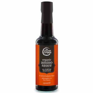 The Coconut Company Organic Amino Sauce All Purpose Seasoning 150ml