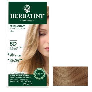 Herbatint Light Golden Blonde 8d