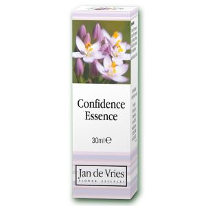 Jan de Vries Confidence Essence Combination Flower Remedy 30ml