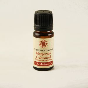 Baldwins Marjoram Cultivated (origanum Majorana) Essential Oil