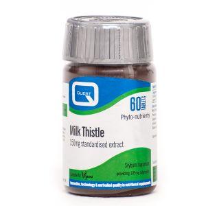 Quest Milkthistle 150mg Extract