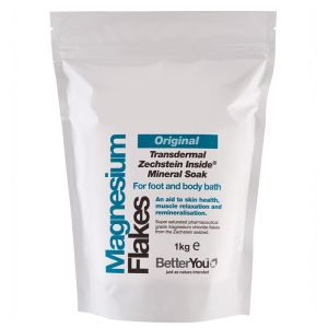 Better You Original Zechstein Magnesium Flakes 1kg