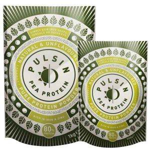Pulsin' Pea Protein Isolate Powder