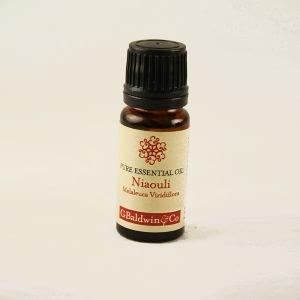 Baldwins Niaouli (melaleuca Viridflora) Essential Oil
