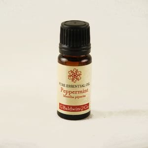 Baldwins Peppermint (mentha Piperita) Essential Oil