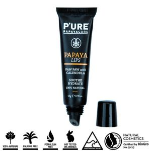 Pure Papaya Ointment 10g Lip Applicator