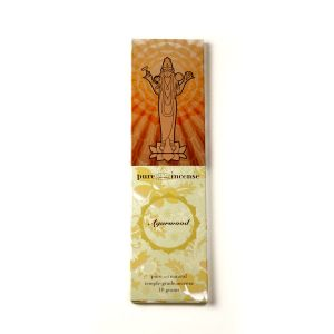 Pure Incense Agarwood 10g