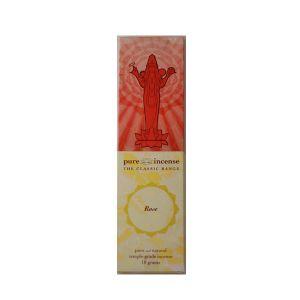 Pure Incense Rose (10 Grams)