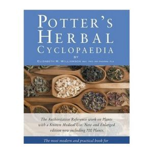 Potters Cyclopedia Book - Elizabeth Williamson