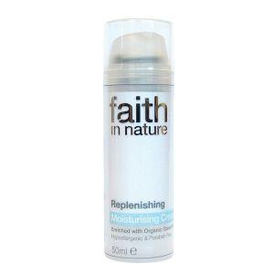 Faith In Nature Replenishing Moisturising Cream