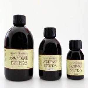 Granary Herbs Swedish Bitters Liquid