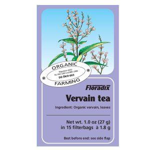 Salus House Organic Vervain Tea Bags (15 Bags)
