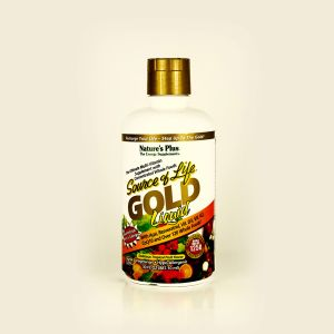 Natures Plus Source Of Life Liquid Gold