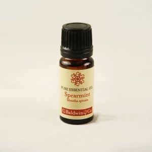 Baldwins Spearmint (mentha Spicata) Essential Oil