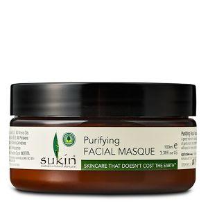 Sukin Natural Skincare Purifying Facial Masque 100ml