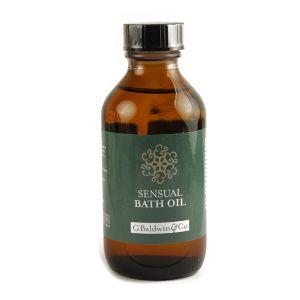 Baldwins Synergy Sensual Bath Oil