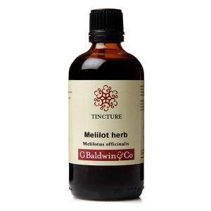 Baldwins Melilot (melilotus Officinalis) Herbal Tincture