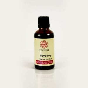 Baldwins Bayberry ( Myrica Cerifera ) Herbal Tincture