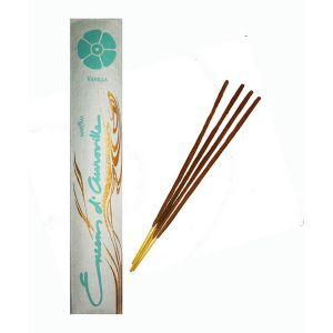 Encens D'auroville Vanilla 10 Incense Sticks