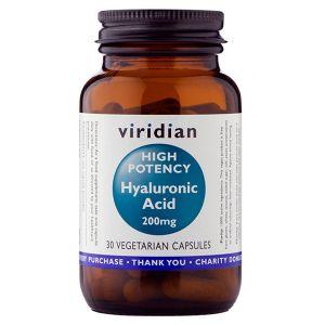 Viridian Hyaluronic Acid 200mg