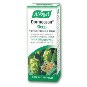 A Vogel Dormeasan Sleep - Valerian And Hops Oral Drops 15ml