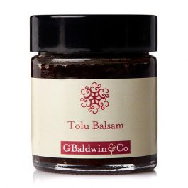 Baldwins Tolu Balsam 30ml Balsams Essential Oils