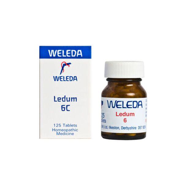 Weleda Homeopathic Ledum – G Baldwin & Co