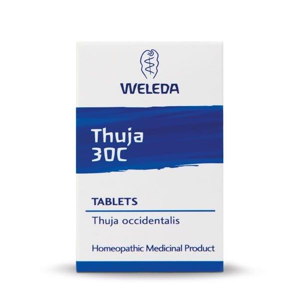 Weleda Homeopathic Thuja – G Baldwin & Co