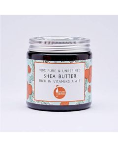 Laughing Bird 100% Pure And Unrefined Shea Butter