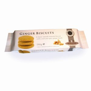 Simpkins Ginger Biscuits 150g